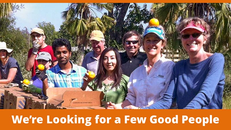 Good People Fund - We are Looking for a Few Good People